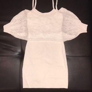 Arden B white dress